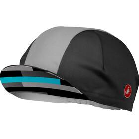 Castelli A Bloc Headwear grey/black